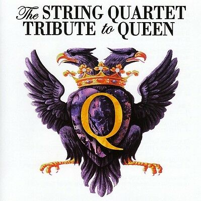 Various Artists - String Quartet Tribute to Queen / Various [New CD]