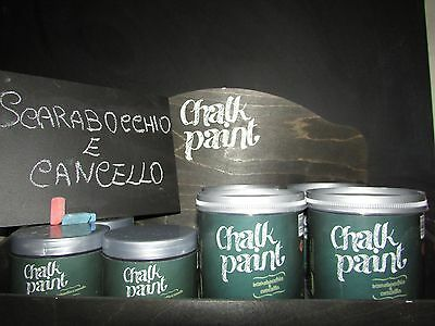 CHALK PAINT,pittura lavagna