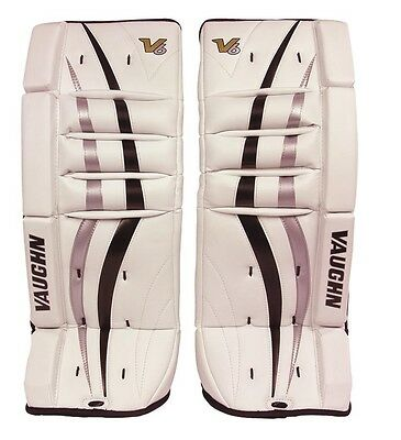 PRISM GP 3500 Jr Goalie Leg Pads Great Shape,hardly Used 26