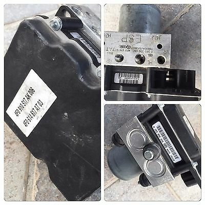 Audi A6 2.0 Diesel 2009 Centralina Pompa Abs 0265230090 / 4F0614517 / 4F0910517