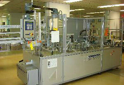 2000 Skinetta Pac Systeme CP-147 Side  Load Case Packer Price Reduced!