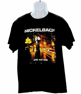 "NICKELBACK ""Here and Now - 2012 Tour"" - Concert Shirt (LARGE)"