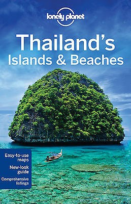 Lonely Planet Thailands Islands & Beaches (Travel Guide) BRAND NEW 9781743218730