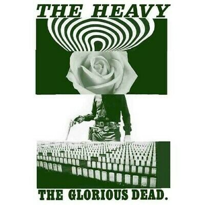 The Heavy, Heavy - Glorious Dead [New CD] Digipack Packaging