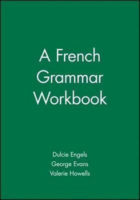 A French Grammar Workbook by George Evans Paperback Book (English)