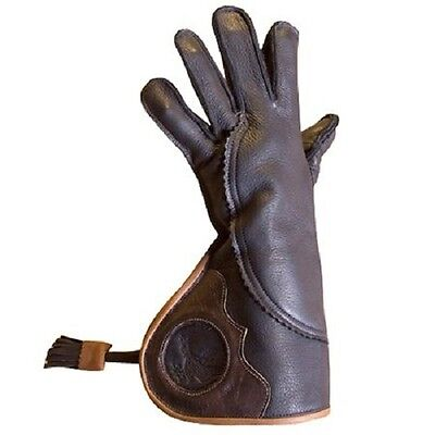 Falconry Glove Sizes Available