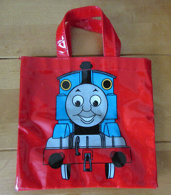 Fab Rare *thomas The Tank Engine And Friends* Pvc Wipe Clean Childs Bag