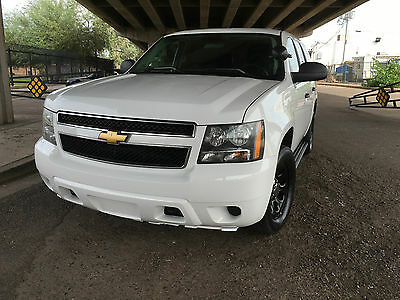 2014 Chevrolet Tahoe PPV Sport Utility 4-Door 2014 Chevy Tahoe PPV Police Package Vehicle!  Excellent Condition!