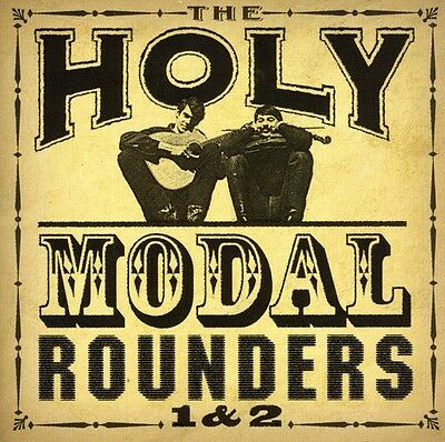 The Holy Modal Rounders - 1 + 2 [New CD]