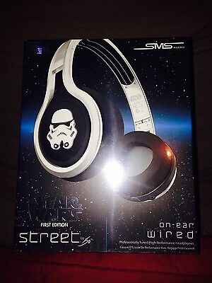 Casque Audio Sms Audio Street by 50 On-Ear Star Wars Storm : neuf sous blister
