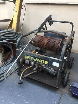 SPITWATER HP 3650 PSI 21L/min Commercial Petrol Pressure Cleaner