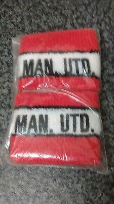 man utd wrist bands