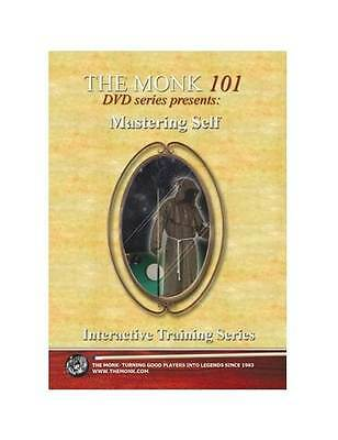 The Monk 101 DVD Series-Mastering Self-Tutorial for Billiards [ID 31225]
