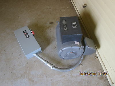 Phase-A-Matic 25HP 3 Rotary Phase Converter