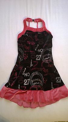 Competition Jerry`s Figure Ice Skating Dress Adult S/P