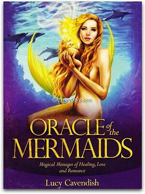 """""""oracle Of The Mermaids"""" By Lucy Cavendish (Oracle Cards)"""