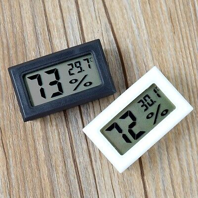 Indoor/Outdoor Electronic Digital LCD Thermometer Hygrometer