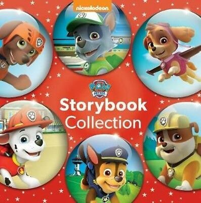 Nickelodeon PAW Patrol Storybook Collection by Hardcover Book
