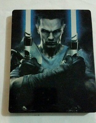 Star Wars: The Force Unleashed II 2 steel case Collector's Edition PS3