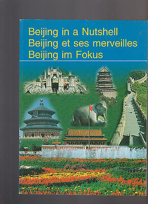 Beijing in a Nutshell China SC Book 1995