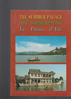 The Summer Palace Beijing China SC Book 1995
