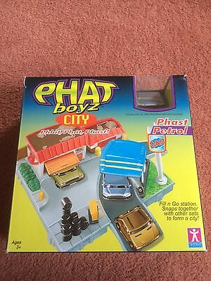 Phat Boyz City Phast Petrol Used Excellent Condition Complete  Rare Collectible