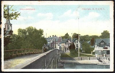 Postcard - Berkshire - Wallingford