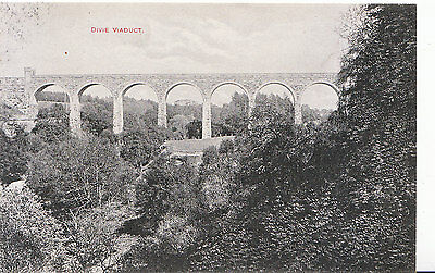 Scotland Postcard - Divie Viaduct - Forres - Moray    U4383
