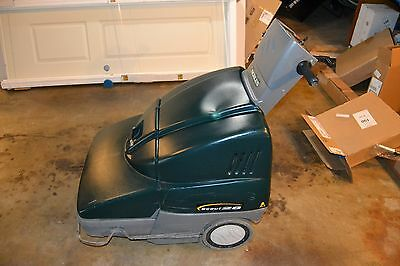 Nobles Scout 28 Walk Behind Sweeper Commercial Vacuum Cordless