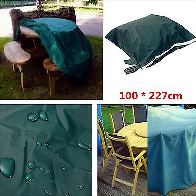 Waterproof Outdoor Furniture Cover Garden Patio Table Chair Swing Bench Storage