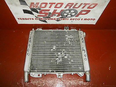 Radiator Aprilia Scarabeo 400 light 2007 2008 2009 I.E