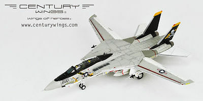 CENTURY WINGS 001619 1/72 F-14A Tomcat US Navy VF-84 Jolly Rogers USS Nimitz