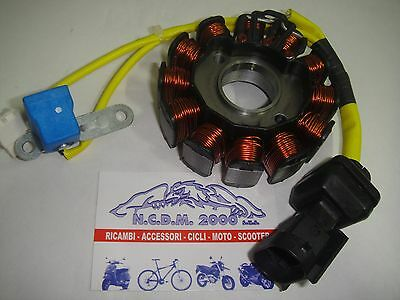 Stator Complete Kokusan 12 Poles Vespa S 125/150 Special Year 07-10 168021