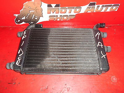 Radiator Water MALAGUTI SPIDERMAX SPIDER MAX GT 500 side without fan