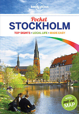 Lonely Planet POCKET GUIDE STOCKHOLM 3 (Travel Guide) - BRAND NEW PAPERBACK