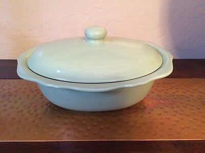 Gail Pittman Southern Living at Home Hospitality Collection Casserole Sage Green