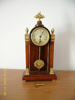 MINIATURE CLOCK from the end of XIX century