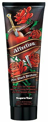 Supre Tan Affection Ultra Dark 20x Black Tan Bronzer 250 ml