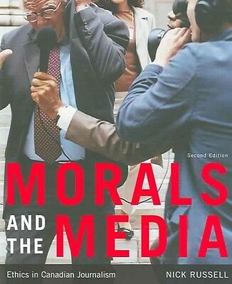 Morals and the Media by Nicholas Russell Paperback Book (English)