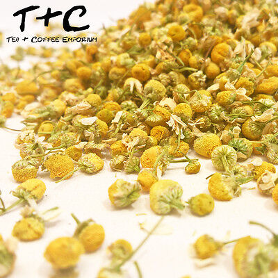 Chamomile Flowers - Highest Quality Dried Flowers Tea (20g - 900g)