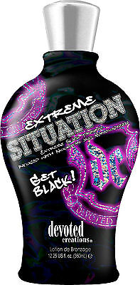 Devoted Creations Extreme Situation Black Tanning Bronzer 360ml