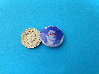 Adam and the Ants original early 80s button badge (1)