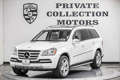 2011 Mercedes-Benz GL-Class Base Sport Utility 4-Door 2011 Mercedes Benz GL550 4MATIC Super Clean Well Kept 1 Owner