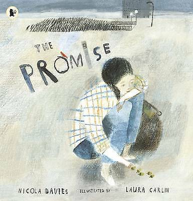 The Promise by Nicola Davies Laura Carlin Paperback BRAND NEW BESTSELLER
