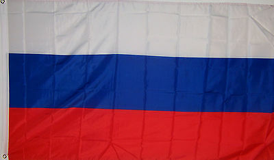 RUSSIA flag RUSSIAN NEW 3x5 ft BANNER USA seller