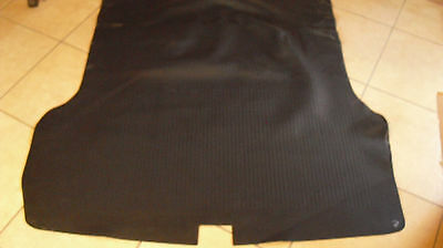 1955 1956 1957 chevrolet bel air trunk mat floor rubber mat