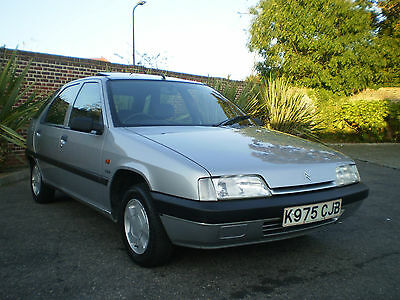 Citroen ZX 1.9 Diesel Aura,25926 miles from new,Demo +1 Lady owner