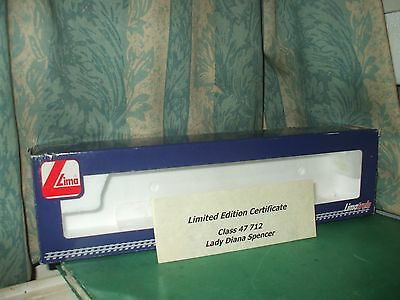 LIMA BR CLASS 47 EMPTY BOX ONLY - No.1