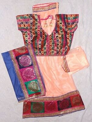 New Indian Navratri Garba Chaniya Choli Extra Blouse Piece