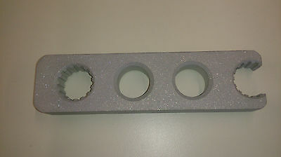 Scubapro Splined Wrench 2nd Stage Hose Fasteners.